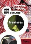 100 Essential New Zealand Creatures Cover Image