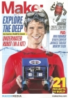 Make: Technology on Your Time Volume 34: Robotics Cover Image