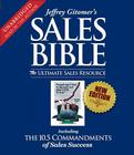The Sales Bible: The Ultimate Sales Resource Cover Image
