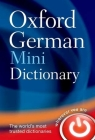 Oxford German Mini Dictionary Cover Image