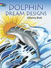 Dolphin Dream Designs Coloring Book Cover Image