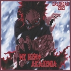 My Hero Academia Calendar 2021: EIJIRO KIRISHIMA Cover -8.5