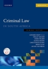 Criminal Law in South Africa Criminal Law in South Africa Cover Image