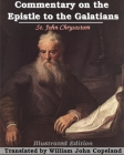 Commentary on the Epistle to the Galatians Cover Image