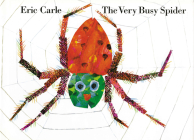 The Very Busy Spider Cover Image