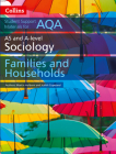 Collins Student Support Materials – AQA AS and A Level Sociology Families and Households Cover Image