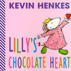 Lilly's Chocolate Heart Cover Image