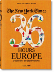The New York Times 36 Hours. Europe. 3e Édition Cover Image