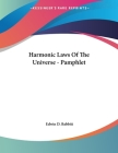 Harmonic Laws Of The Universe - Pamphlet Cover Image