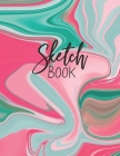 Sketch Book: Notebook for Sketching, Doodling, Writing, Painting, and More - 100+ Pages - 8.5 x 11 Inches Cover Image