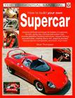 How to build your own Supercar (The Essential Manual) Cover Image
