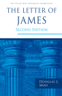 The Letter of James (Pillar New Testament Commentary (Pntc)) Cover Image