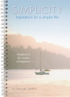 2021 Simplicity-- Inspirations for a Simpler Life 17-Month Weekly Planner Cover Image