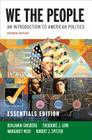 We the People: An Introduction to American Politics Cover Image