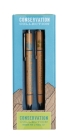 Conservation Pen and Pencil Set (Set of 2) Cover Image
