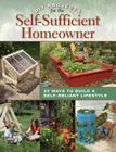DIY Projects for the Self-Sufficient Homeowner: 25 Ways to Build a Self-Reliant Lifestyle Cover Image