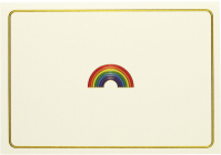 Rainbow Note Cards Cover Image