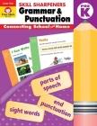 Skill Sharpeners Grammar and Punctuation, Grade Prek Cover Image