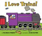 I Love Trains Cover Image