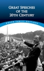 Great Speeches of the Twentieth Century (Dover Thrift Editions) Cover Image