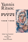 Yannis Ritsos: Selected Poems 1938-1988 (New American Translations) Cover Image