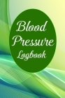 Blood Pressure Log Book: Record your blood pressure readings for 2 year. This 6x9 Inches book has 112 pages, 106 weeks. Each page has space to Cover Image
