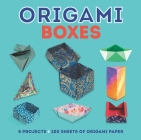 Origami Boxes Cover Image