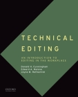 Technical Editing: An Introduction to Editing in the Workplace Cover Image
