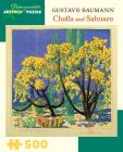 Puz Baumann/Cholla and Sahuaro Cover Image