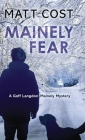 Mainely Fear Cover Image