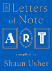 Letters of Note: Art Cover Image