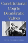 Constitutional Courts and Democratic Values: A European Perspective Cover Image