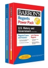 Regents U.S. History and Government Power Pack Revised Edition (Barron's Regents NY) Cover Image