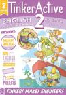 TinkerActive Workbooks: 2nd Grade English Language Arts Cover Image
