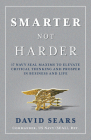Smarter Not Harder: 17 Navy Seal Maxims to Elevate Critical Thinking and Prosper in Business and Life Cover Image