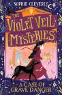 A Case of Grave Danger (the Violet Veil Mysteries) Cover Image