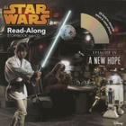 Star Wars: A New Hope Read-Along Storybook and CD Cover Image
