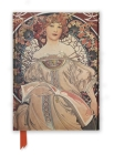 Mucha: Reverie (Foiled Journal) (Flame Tree Notebooks #16) Cover Image