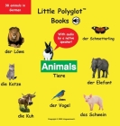 Animals/Tiere: German Vocabulary Picture Book (with Audio by a Native Speaker!) Cover Image