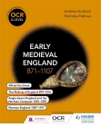 OCR a Level History: Early Medieval England 871-1107 Cover Image