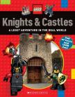 Knights & Castles (Lego Nonfiction): A Lego Adventure in the Real World Cover Image