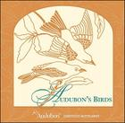 B/N Audubon's Birds Embs. SQ Cover Image