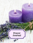 Prayer logbook for adults Cover Image