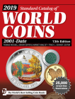 2019 Standard Catalog of World Coins, 2001-Date Cover Image