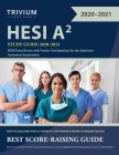 HESI A2 Study Guide 2020-2021: HESI Exam Review with Practice Test Questions for the Admission Assessment Examination Cover Image