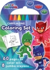 PJ Masks: Carry-Along Coloring Set Cover Image
