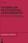 Studies on Multilingual Lexicography (Lexicographica. Series Maior #157) Cover Image