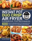 Instant Pot Duo Crisp Air Fryer Cookbook Cover Image