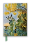 Kew: Marianne North: Flowers of the Flame-Tree and Yellow and Black Twiner, West Australia (Foiled Journal) (Flame Tree Notebooks) Cover Image
