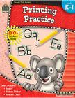Ready-Set-Learn: Printing Practice Grd K-1 Cover Image